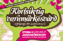 Stora Annonsördagen: Kortsiktig varumärkesvård