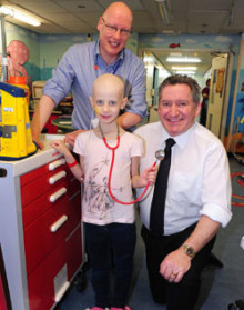 Wesleyan targets £120,000 for Birmingham Children's Hospital