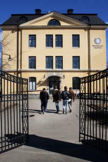 Pressinbjudan: Studenter ställer ut examensarbeten