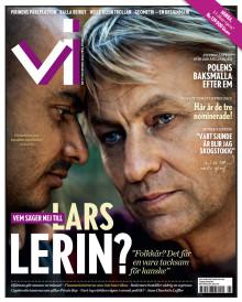 Tidningen Vi nr 11 2012: Lars Lerin – utan filter