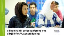 Presentation - Växjölöftet Vuxenutbildning