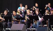 Brewhouse Big Band från Göteborg vann silver i ungdoms-SM 2016