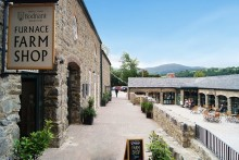Bodnant Welsh Food Centre stock clearance