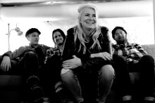 "TURNÈ OCH ALBUMRELEASE FÖR ANNIKA ANDERSSON & THE BOILING BLUES BAND ""REBORN""!"