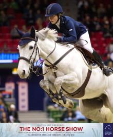 Gothenburg Horse Show – Svenska hoppryttarna klara