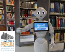 """11. Wildauer Bibliothekssymposium am 11. und 12. September 2018 unter dem Leitthema """"Innovation & Digitalisierung"""""""