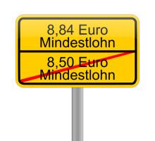 Mindestlohn-Kommission beschließt neuen Mindestlohn ab 01.01.2017
