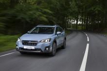Uusi Subaru XV - ensiluokkainen turvallisuus vakiona
