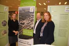 Stort intresse när samråd för Väsby Entré Stationsområdet invigdes
