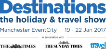 Visit us at the Manchester Destinations Show