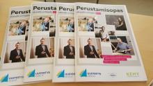 Imatran Seudun Kehitysyhtiön Startti yrittäjyyteen -info järjestetään Imatran kaupungintalolla