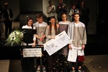 DI.STORT by Runquist & Antonsson vinnare av Show Up Fashion Award 2015