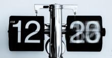 Få tiden att räcka till – 5 jobbvanor du bör göra dig av med