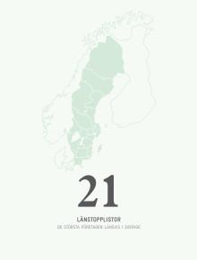 Vilka är de största företagen i ditt län? Largestcompanies listar de största företagen i Sveriges alla län.