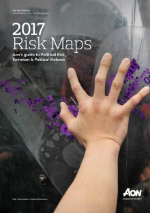 Risk Map Broschure 2017