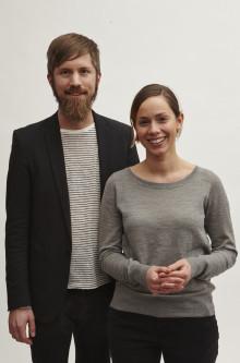 """Valentin&Byhr berättar om """"Design enligt två icke-designers"""" på Webbdagarna"""