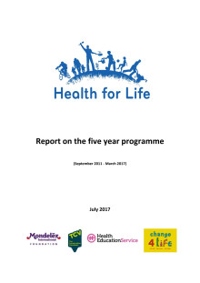 Health for Life Five Year Report 2011 - 2017