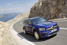 Nye Mercedes-Benz GLB: En kompakt off-roader med 7-seter
