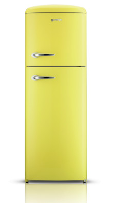 In a spotlight @IFA 2013: Iconic Gorenje retro cooling now available in 12 juicy colours