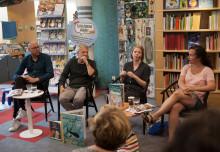 Pressbyrån bjuder in till tjuvläsning i butikerna och samarbetar med En läsande klass
