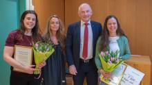 Vinnare av Partille kommuns hälsopris 2018