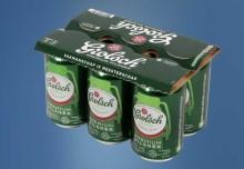 Smurfit Kappas nya TopClip-produkt lanseras av det ledande ölbryggeriet Royal Grolsch