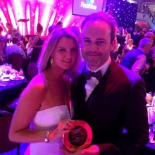 Casual Dining wins Best Trade Show Award