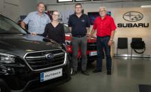 Auto Sorsa Oy on Hyvinkään uusi Subaru-autotalo