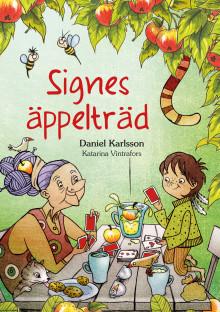 Daniel Karlsson trollar fram en ny bok