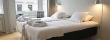 Sov med gott samvete på nyöppnat B&B-hotell