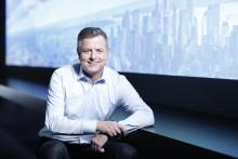 SAP:n henkilöstöjohtaja Stefan Ries vieraili maaliskuussa Suomessa