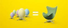 Påsktävling: Lauritz.com sätter snurr på ett Ägg