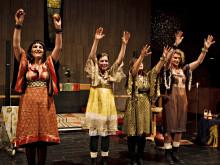 Tussa Lulla - en familjeföreställning för de allra minsta och deras föräldrar och syskon