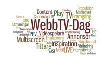 Succéstart för WebbTV-dag