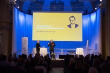 Företagsledare bjöd på praktisk retorik på Norra Latin