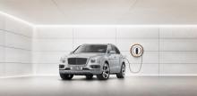 Bentley Bentayga, världens första lyxhybrid