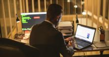 Tre av fyra företag hårt drabbade av e-postattacker