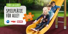 """Spendenaktion """"Stück zum Glück"""" feiert Eröffnung ihres ersten inklusiven Spielplatzes in Duisburg-Marxloh"""