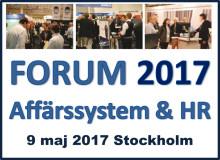 Träffa Hogia på Forum Affärssystem & HR 2017