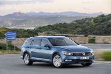 Svenskfavoriten Volkswagen Passat uppdateras nästa år