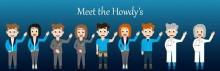 Förebygg stress med hjälp av appen Howdy – nytt samarbete med Worklife Barometer