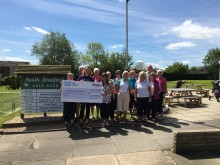 ​South Bradford Golf Club tees off for the Stroke Association