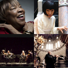 Uppsala International Sacred Music Festival 2012, 25 oktober-4 november