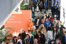 Nära 3000 gymnasieelever kommer till Umeå universitet