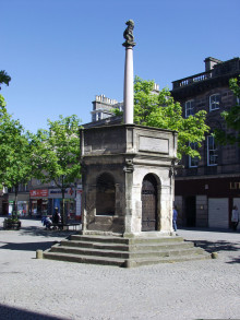 Ancient Elgin monument to be refurbished