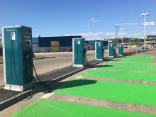 HH Ferries och Clever bygger en av Sveriges största laddplatser