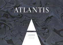 Vårens böcker från Bokförlaget Atlantis