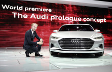 Audi prologue konceptbil præsenteret i LA