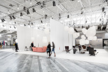 One in every four visitors to Stockholm Furniture & Light Fair came from abroad