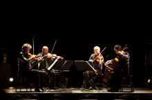 Uppsala International Sacred Music Festival - The Kronos Quartet 2 november